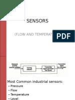 Instruments-flow and Temperature Sensors