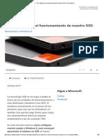 Cómo Optimizar El Funcionamiento de Nuestro SSD en Windows 8