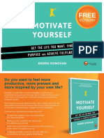 Motivate Yourself Sample Chapter