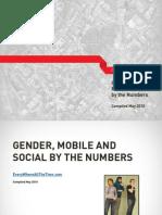 Gender, Mobile and Social Statistics