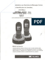 ManualUsuarioTelefonoTelmexUMX760