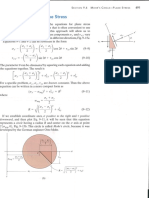 Mohr Circle in Mechanics