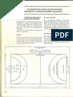 LIbro de Handball Bloque 1