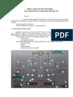 simularea functionarii instalatiei de guvernare tip ms 320.doc