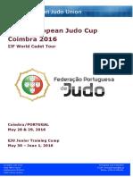 circular european cup cadete coimbra 28-05-16