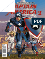 Captain America Preview