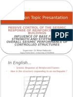 Friction Devices Presentation