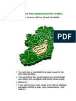 Bringing the Irish Administration to Heel