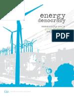 Energy Democracy Report