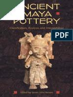 Ancient Maya Pottery Classifi