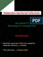 Infeksi Bakteri Anaerob 2016