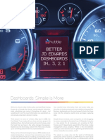 Better JD Edwards Dashboards in 3 2 1