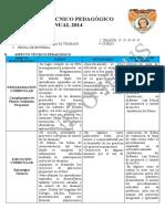 (709560564) Informe-Tecnico-Pedagogico-Nivel-Secundaria 2014 IEPNJ.docx