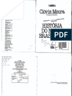 Historia Do Negro Brasileiro Clovis Moura