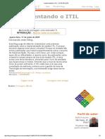 Implementando o ITIL