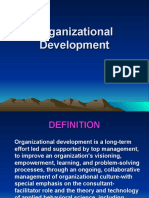 CB Organizational Development 1