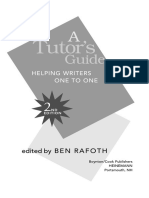 Ben Rafoth Tutor's Guide Chapter8