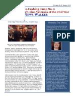 The News Walker Spring 2016
