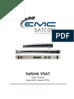 101557 SatLink VSAT User Guide 16-0-0-3