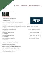 Cotizacion Tiristores Planat Ancon