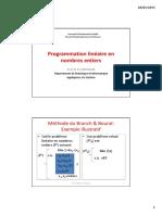 Programmation Linéaire en Nombres Entiers-Deuxième_partie