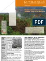 KS Wild Newsletter, Spring 2006 ~ Klamath-Siskiyou Wildlands Center