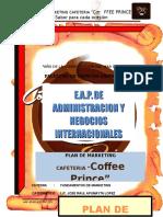Cafeteria Coffe Prince 1