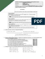 Actividad 1 y 2 Matemática (2016)