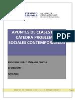 Apuntes Problemas Sociales-2016