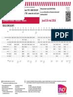 Les prévisions de circulation en Auvergne pour le 26 mai 2016