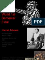 world 1st semester final
