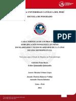 Poma Gabriela Quintanilla Esther Caracteristicas Fonologica