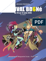 Brochure Festival BD6Né 2016