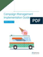Salesforce Campaign Implementation Guide