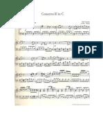 Stamitz - Cello Concerto III in C Major
