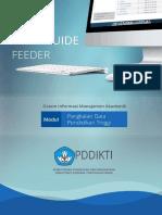 1. User Guide Pddikti - Feeder (Admin Prodi)