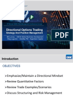 Directional Options Trading