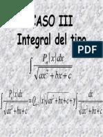 CASO III