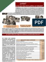 Hoja sueldos politicos Ayuntamiento Sabadell en el 2009