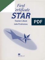 First Certificate Star Teacher s Book