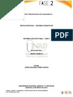 Instalación Dual Sistemas Operativos
