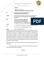 Informe Nº 060