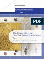The Archaeology of the NYABG