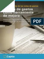 CAPTIO-Guia La Hoja de Gastos Como Herramienta de Mejora