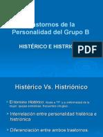 Exposicic3b3n Histerico vs Histrionico Yubiza