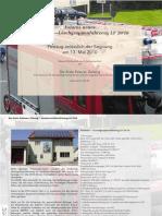 Festzug zum Feuerwehrfest (neues LGF) v. 13.05.2010