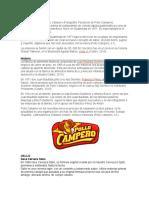 Historia de Pollo Campero Gallo