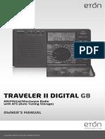 Eton Grundig G8 Manual 2