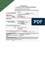 vkcsf application form 2016
