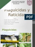 Plaguicidas y raticidas